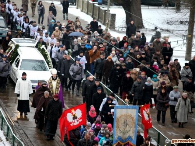 Pogrzeb Memento Gorzów